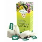 Dr. Popov gaskonský bylinný čaj šťastie na dobrú náladu 20 x 1,5 g