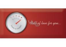 Bohemia Gifts & Cosmetics Love Condoms dárkový kondom Full Of Love For You 1 kus