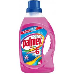 Palmex 5 Color tekutý prací prostředek 20 dávek 1,46 l
