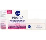 Nivea Essentials výživný denný krém pre suchú až citlivú pleť 50 ml
