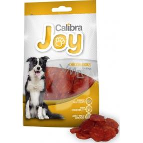 Calibra Joy Kuracie mäso doplnkové krmivo pre psov 80 g