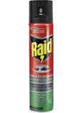 Raid Aerosol proti lezúcemu hmyzu s eukalyptovým olejom 400 ml
