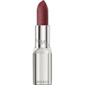 Artdeco High Performance Lipstick rtěnka 749 Mat Garnet Red 4 g