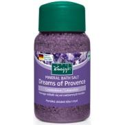 Kneipp Levandulové snění sůl do koupele, intenzivní uvolnění s vůní Provence 500 g
