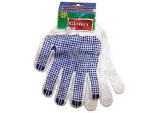 Clanax Univerzálne pracovné rukavice 1 pár
