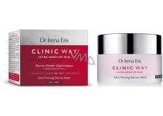 Dr Irena Eris Clinic Way nočný spevňujúci dermo-maska 50 ml