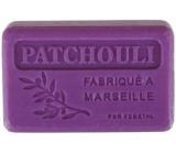 NeoCos Pačuli prírodné, bio, z Provence, Marseillské mydlo s bambuckým maslom 125 g
