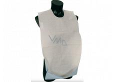 Abena Podbradník s vreckom biely 100 kusov