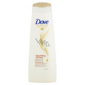 Dove Nutritive Solutions Nourishing Oil Care s vyživujícím olejem šampon 250ml