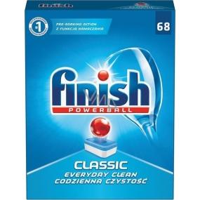 Finish Classic tablety do myčky 68 kusů