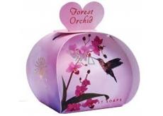 English Soap Lesní Orchidej Přírodní parfémované mýdlo s bambuckým máslem 3x20g