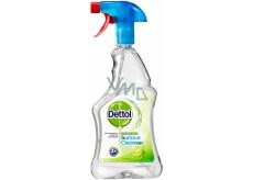 Dettol Surface Cleanser Limetka a máta antibakteriální sprej 500 ml rozprašovač