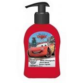 Disney Cars McQueen tekuté mydlo pre deti dávkovač 250 ml