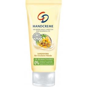 CD Sanddorn - Rakytník regeneračný, obnovujúci krém na ruky 75 ml