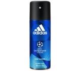 Adidas UEFA Champions Leauge Dare edition body spray 150ml 6996