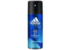 Adidas UEFA Champions League Dare edition dezodorant sprej pre mužov 150 ml