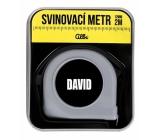Albi Zvinovací meter David, dĺžka 2 m