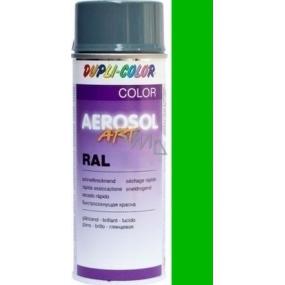 955cd2a6e Dupli Color Aerosol Art barva sprej Ral 6018 Zelená 400 ml - VMD ...