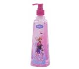 Disney Frozen tekuté mydlo pre deti dávkovač 400 ml