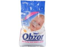 Obzor Milli Baby prací prášek na dětské prádlo 2,4 kg