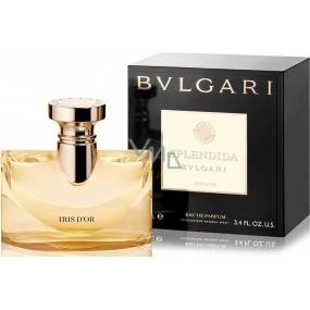 Bvlgari Splendida Iris d Or parfémovaná voda pro ženy 100 ml