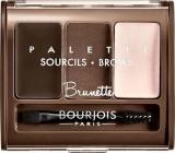 Bourjois Brow Palette Brunette paletka na obočí 002 4,5 g
