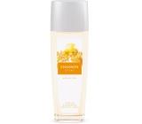 Chanson d Eau Amanecer parfumovaný dezodorant sklo pre ženy 75 ml