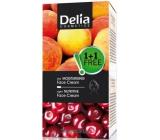 Delia Fruit Fantasy Hydratačný krém + Výživný nočný krém Duopack