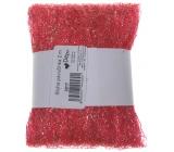 Ditipo Stuha pavučinka červená 2 mx 75 mm