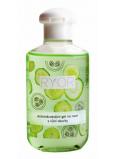 Ryor Antimikrobiálne gél na ruky s dezinfekčnými účinkami s vôňou uhorky 150 ml