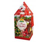 Liran Vianočné balenie čierneho čaju Veža červená 20 x 2 g