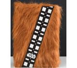 Epee Merch Disney Star Wars - Chewbacca Blok A5 20,4 x 14,8 cm premium nelinkovanom