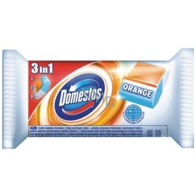 Domestos 3v1 Orange Wc náhradné blok 40 g