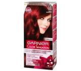 Garnier Color Sensation Farba na vlasy 5.62 granátovo červená