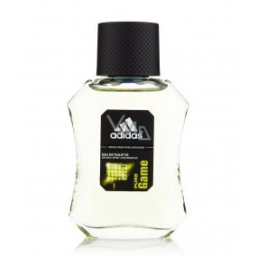Adidas Pure Game toaletní voda pro muže 100 ml Tester