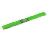 Koh-i-Noor Krepový papier 50 x 200 cm, svetlo zelený