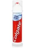 Colgate Triple Cool Stripe zubní pasta s pumpičkou 100 ml