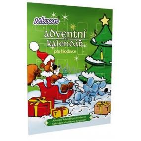 Mlsoun Adventný kalendár pre hlodavec