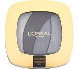 Loreal Paris Color Riche Les Ombres oční stíny S11 Fascinating Silver 2,5 g