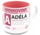 Nekupto Hrnkoviny Hrnek se jménem Adéla 0,4 litru