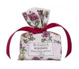 Bohemia Gifts & Cosmetics Botanica Šípek a růže ručně vyráběné mýdlo 100 g