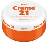 Creme 21 Soft + Vitamín E pleťový ošetrujúci krém 250 ml