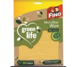 Fino Green Life Handrička z mikrovlákna, recyklovaný PES 36 × 36 cm, 1 kus