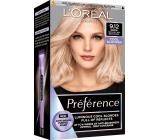 Loreal Paris Préférence farba na vlasy 9.12 Siberia Studená veľmi svetlá blond