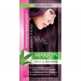 Marion Tónovacie šampón 66 Fialová 40 ml