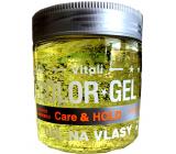 Štýl Vitali Color Care & Hold Panthenol tužiace gél na vlasy 390 ml