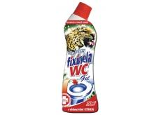Fixinela Citrus Wc gel síla šelmy 750 ml