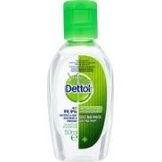 Dettol Antibakteriálny gél na ruky 50 ml