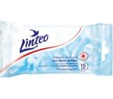 Linteo Satin Antibakteriální vlhčené ubrousky pro denní potřebu 15 kusů