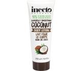 Inecto Naturals Coconut telové mlieko s čistým kokosovým olejom 250 ml